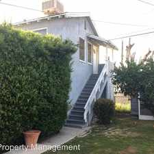 Rental info for 131 1/2 Ray St. in the Bakersfield area