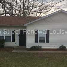 Rental info for 6304 Price Lane Road in the Louisville-Jefferson area