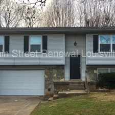 Rental info for 5600 Random Way in the Highview area