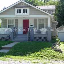 Rental info for Sophisticated 3 bedroom 1 bath home in Independence! in the Kansas City area