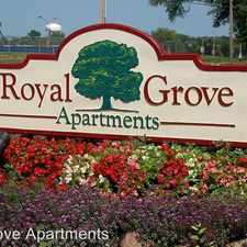 Rental info for 1100-1182 Grove Street in the Bensenville area