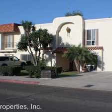 Rental info for 4840 Santa Monica Ave in the Point Loma Heights area