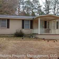 Rental info for Warner Robins