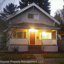 Rental info for 3005 SE Francis St. in the Creston-Kenilworth area