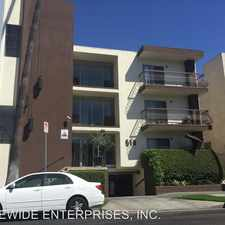 Rental info for 516 S. Kenmore Ave. #6 in the Los Angeles area