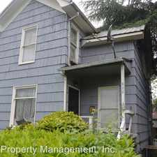 Rental info for 800 Winchell Ave in the Portland area