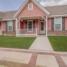 Rental info for 2138 10th in the North Overton area