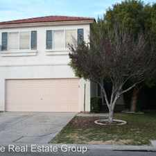 Rental info for 1698 Adobe Frost Ct in the Paradise area