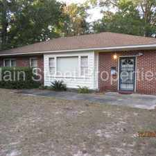 Rental info for 240 W. Mallory St. - 3 bdrm / 1 bath in the 32501 area