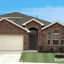 Rental info for 617 Saguaro Dr. in the Grand Prairie area