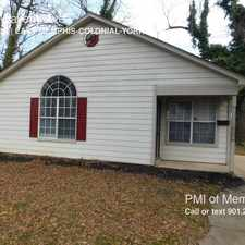 Rental info for 3000 Waverly Ave in the Memphis area