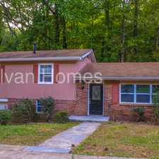 Rental info for Newly Renovated 4 Bedroom ! in the Adamsville area