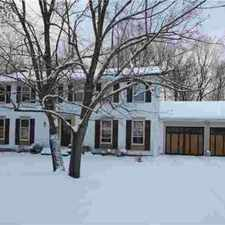 Rental info for 32 Crestview Drive Pittsford Four BR, Great home close to YMCA &