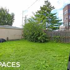 Rental info for 2842 North Campbell Avenue #G in the Roscoe Village area