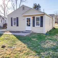 Rental info for 3952 North Jackson in the Winnwood area