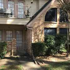 Rental info for 16800 Sugar Pine D23 in the Houston area