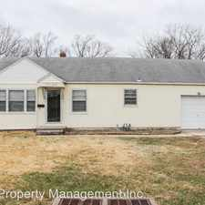 Rental info for 11102 Bennington Ave. in the Hickman Mills area