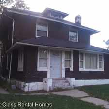 Rental info for 802 Pierce St in the 46404 area