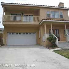 Rental info for 3036 Linden Ave in the Long Beach area