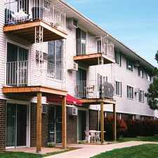 Rental info for 1300 E Watrous Ave in the Des Moines area