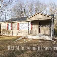 Rental info for 500 Robison Drive in the Birmingham area