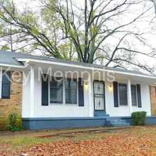 Rental info for 3560 Monesson Drive in the Memphis area