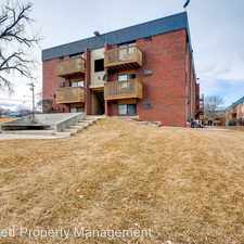 Rental info for 5995 W Hampden Ave Apt A1 in the Fort Logan area
