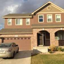Rental info for 25581 East 2nd Place