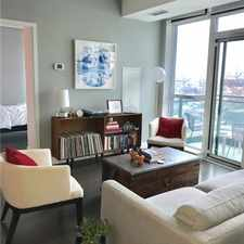 Rental info for 1171 Queen Street West in the Little Portugal area