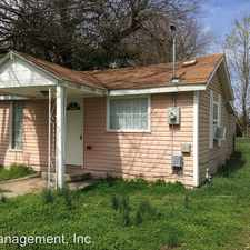 Rental info for 2121 W. Wall St. in the Springfield area