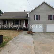 Rental info for 5080 Pine Mountain RD NW Kennesaw GA 30152 in the Kennesaw area