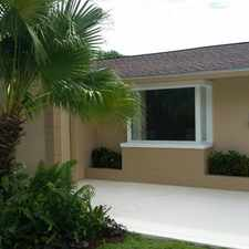 Rental info for 352 Linda Lane in the Southside West Palm Beach area
