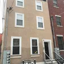 Rental info for 1521 Brown St. Unit A in the Philadelphia area