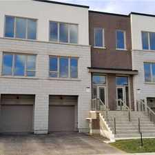 Rental info for 203 Wheat Boom Drive in the Mississauga area