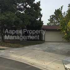 Rental info for Beautiful 4 Bedroom 2 Bath single family home with remodeled kitchen