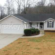 Rental info for 107 Ryan Trail Dallas GA 30157