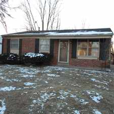 Rental info for 10427 Royal Drive in the St. Louis area