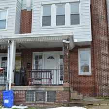 Rental info for 4222 Rhawn St in the Holmesburg area