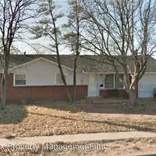 Rental info for 1919 71st St. in the Bayless Atkins area