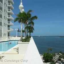 Rental info for 1200 Brickell Bay Drive #2306 - The Club in the Miami area