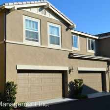 Rental info for 1381 Caminito Veranza UNIT 1 in the San Diego area