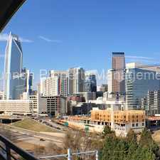 Rental info for 2 bdrm 2bth Condo in Dilworth in the Charlotte area
