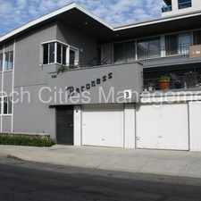 Rental info for Beach Living at its finest! One bedroom Condo Steps from the Beach! in the Long Beach area