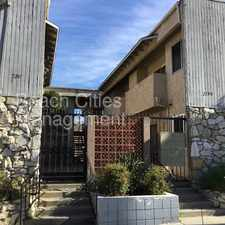 Rental info for One bedroom Unit located in Long Beach. in the Long Beach area