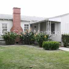 Rental info for Adorable 2 Bedroom House in Long Beach with Backyard and Garage! in the North Wrigley area
