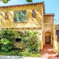 Rental info for Spanish Style Duplex 2 Bedroom Unit with 1 Car Garage (Downstairs Unit) in the Long Beach area