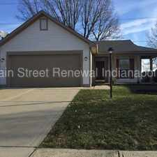 Rental info for 2243 Rolling Oak Dr - Gorgeous 3 Bedroom Ranch in the Indianapolis area