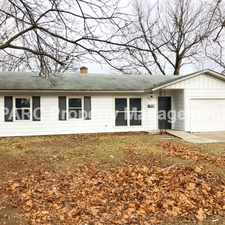Rental info for 8434 E 42ND STREET in the Indianapolis area