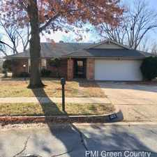 Rental info for 6612 E 73rd St in the Tulsa area