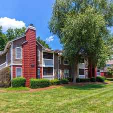 Rental info for Harris Pond in the Charlotte area